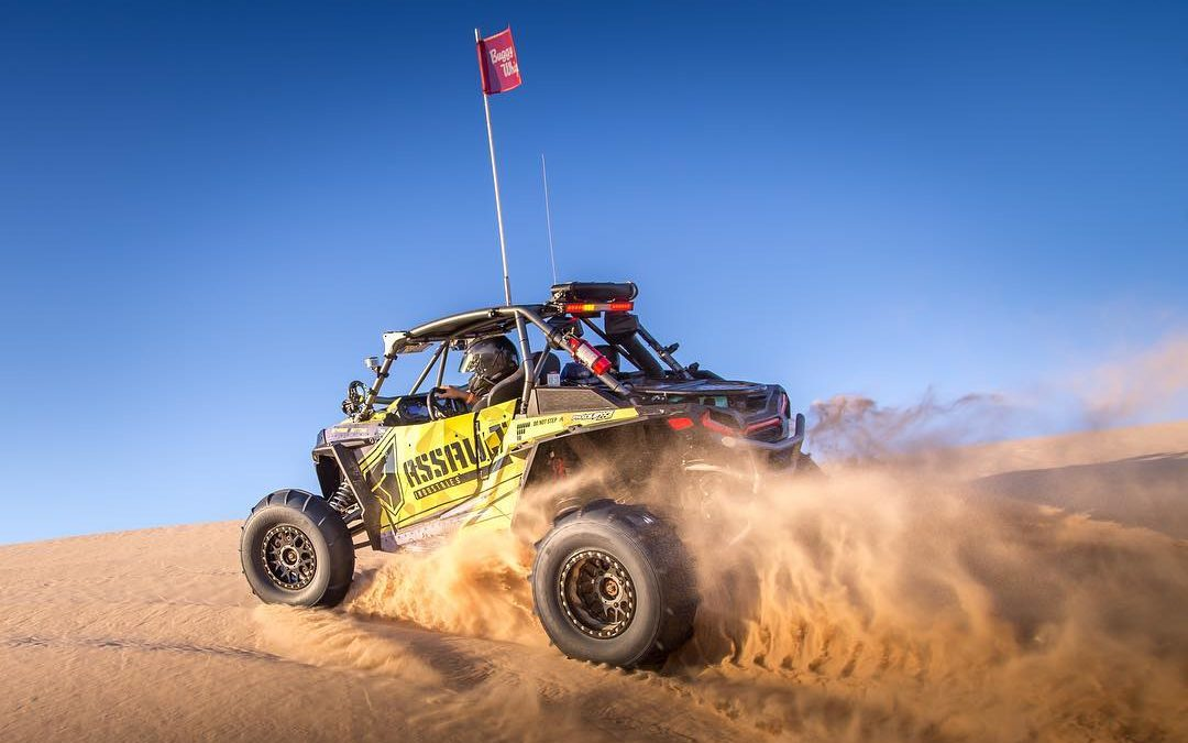 Assault Industries Glamis Dune Ride | Camp RZR 2018