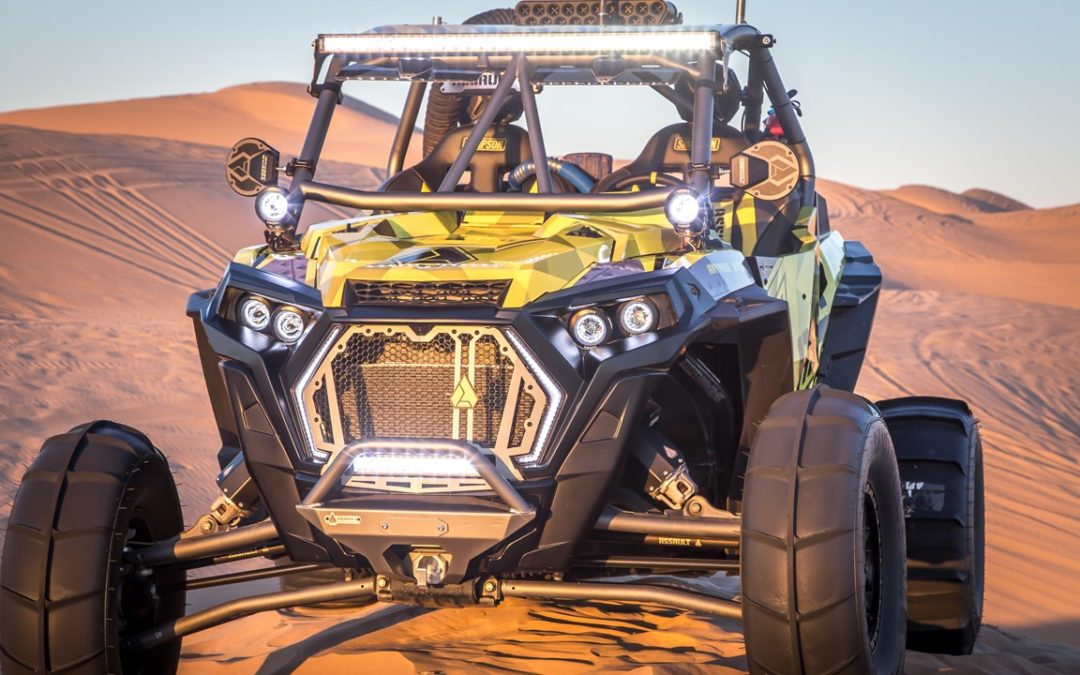 Assault Industries North Glamis Dusk Run
