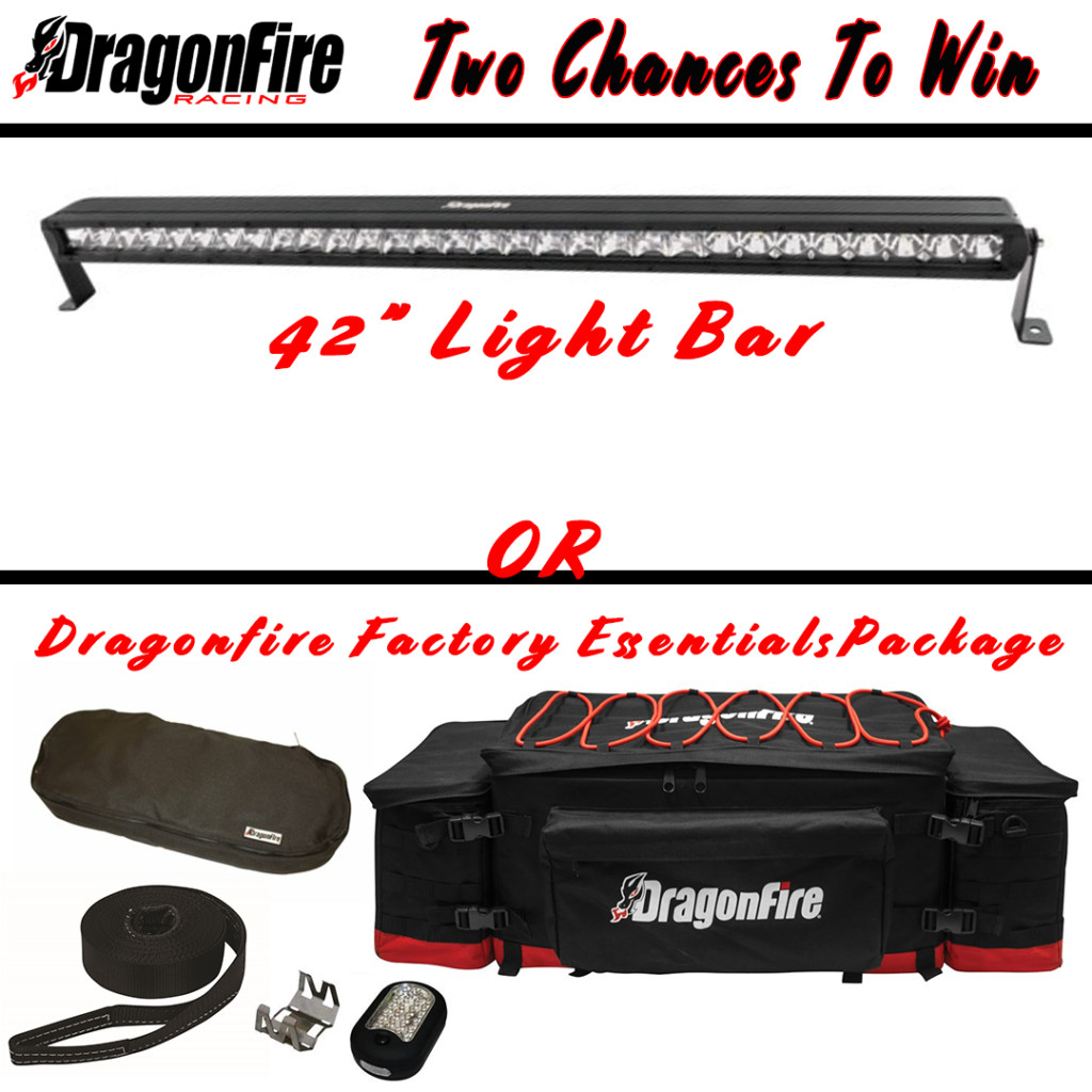 DFR Giveaway Items
