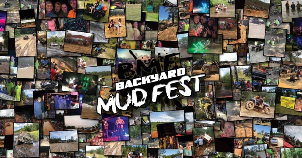 Backyard Mud Fest