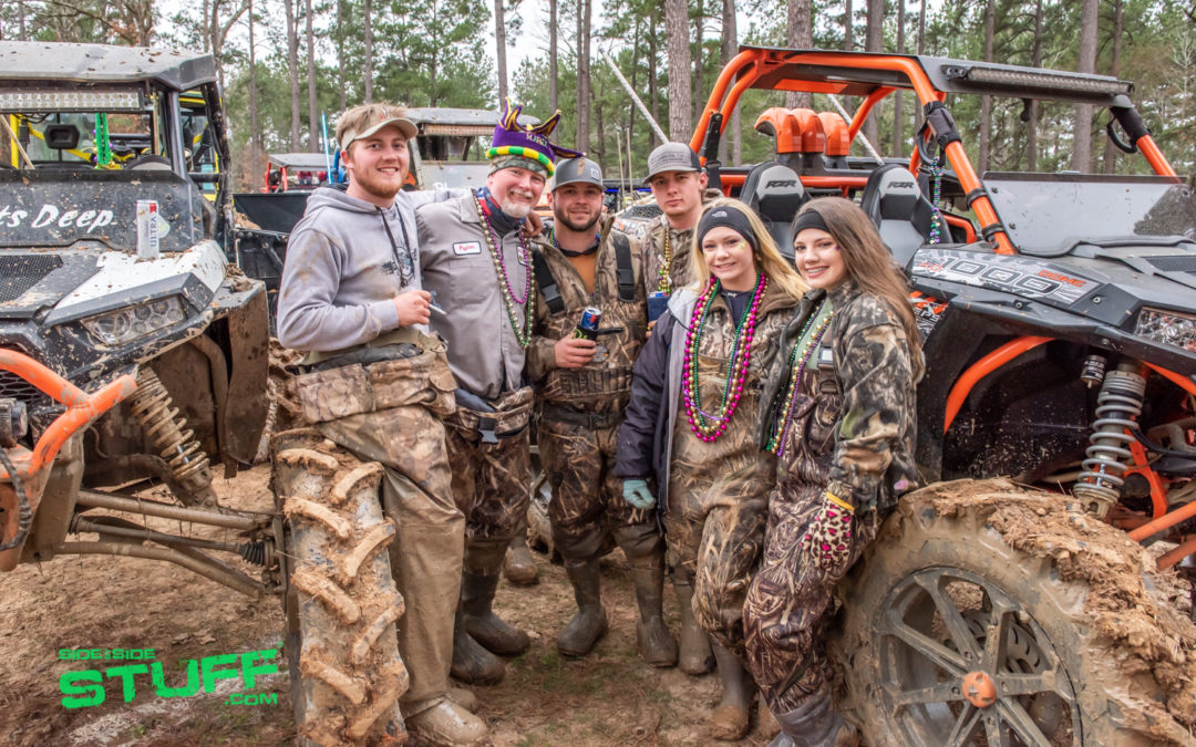 Cajun Muddy Gras 2019 at Muddy Bottoms ATV & Recreation Park