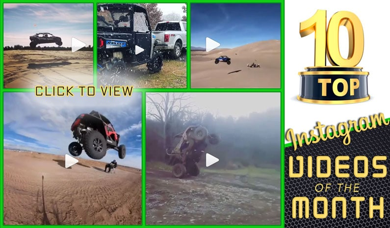 February | Top 10 Instagram Video Clips