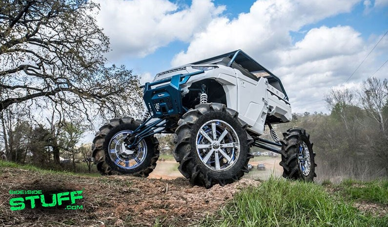 "Brent Griffith's Rogue Off-Road Polaris Ranger XP 1000, ""White Walker"""