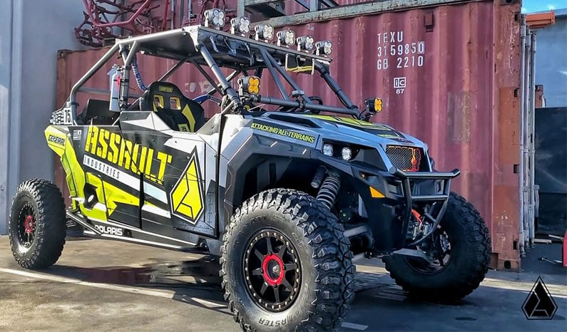 Assault Industries' Road to NORRA Polaris General Build