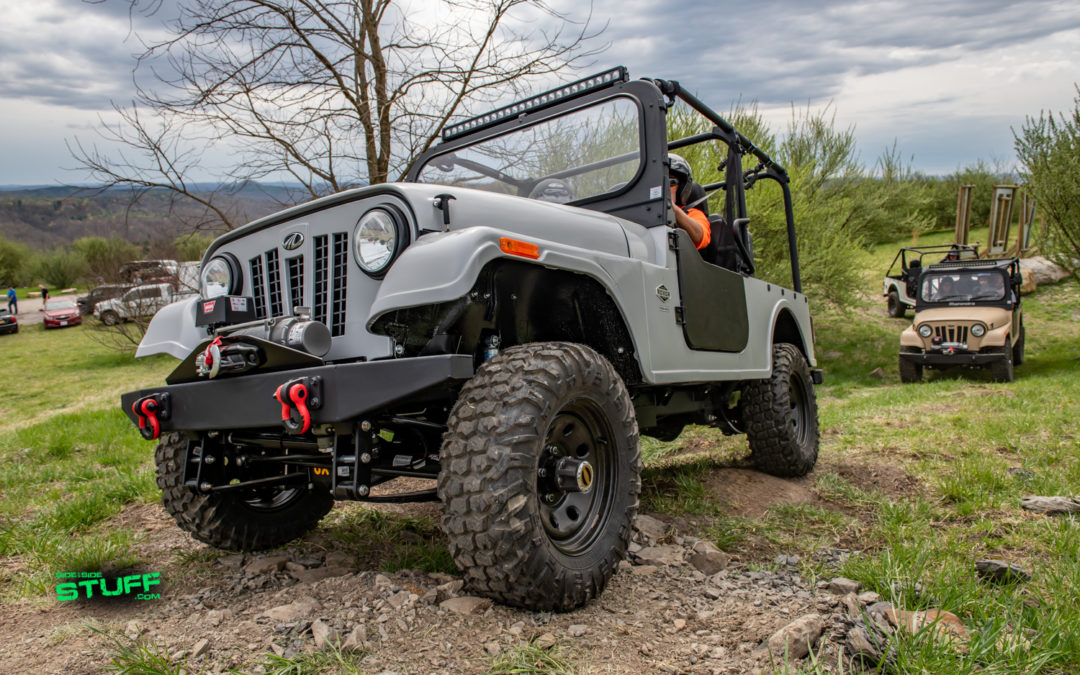 Mahindra ROXOR Parts and Accessories