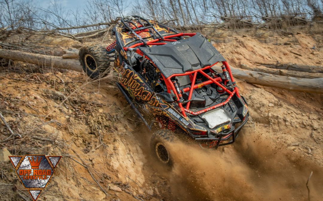 Hillacious Can-Am Race Report | NRRS RCV Axle UTV Bounty 1 at Wildcat Offroad Park
