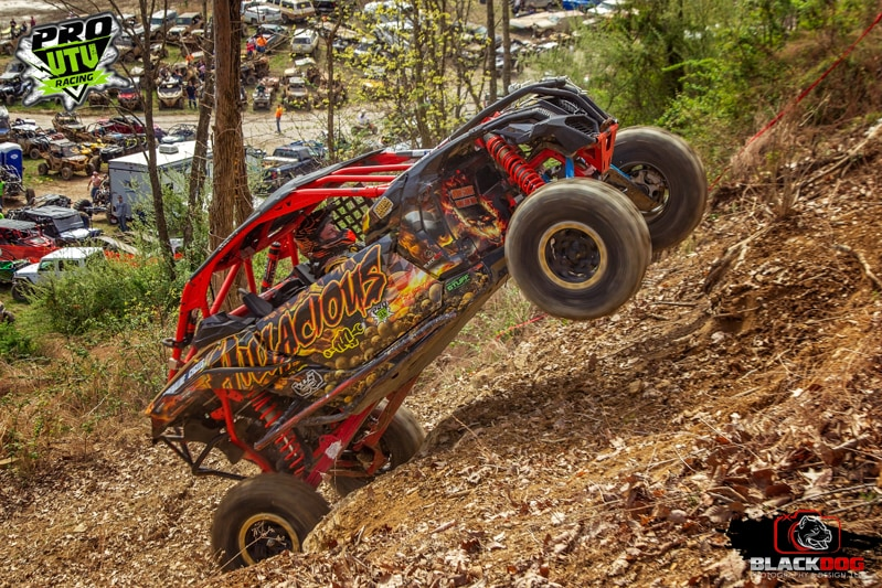 Hillacious Can-Am Race Report | Pro Rock Racing Round 2 at the 2019 Rush Off-Road Anniversary Bash