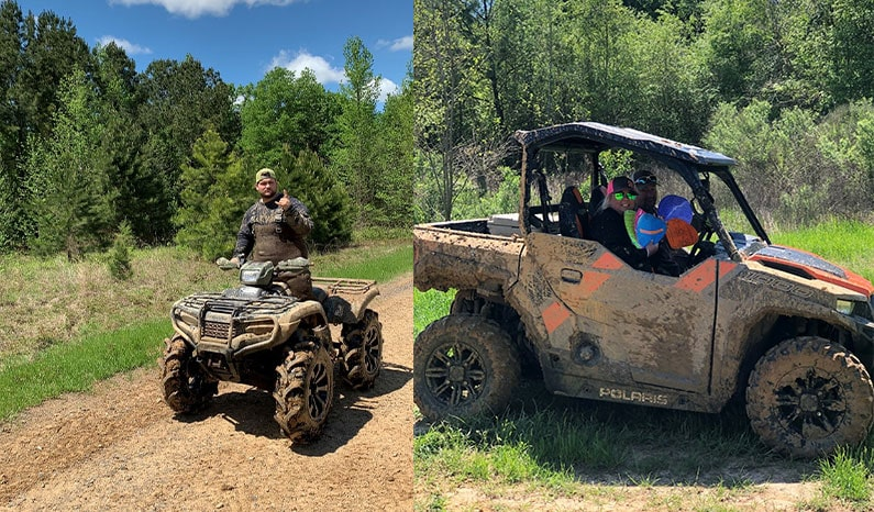 First Annual Easter Ride at the High Lifter Proving Grounds