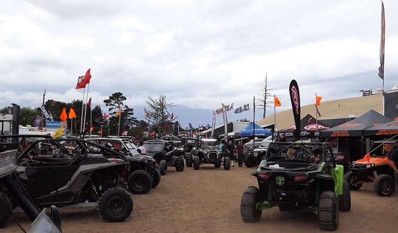 MTX Audio | UTV Takeover 2019: Coos Bay, OR