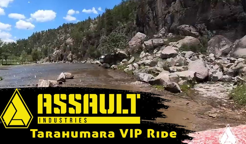 Assault Industries Presents: Tarahumara VIP Ride 2019