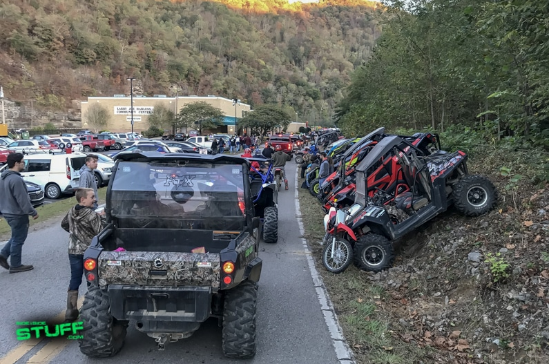 National TrailFest 2019 at the Hatfield-McCoy Trails | Gilbert, WV, the ATV / UTV Friendly Town