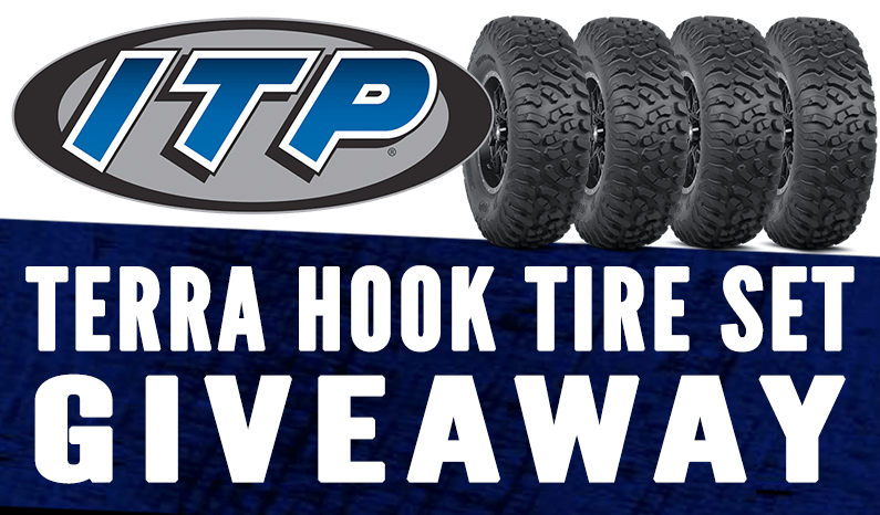 ITP Terra Hook Tire Set Giveaway