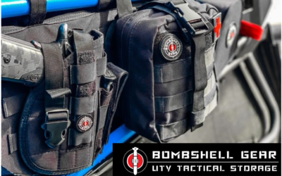 Bombshell Gear | Strategic and Tactical UTV Storage Solutions