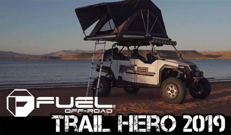 Fuel UTV at Trail Hero 2019