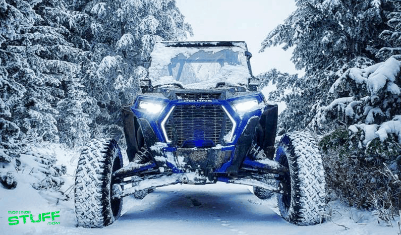 Waging War on Winter with UTV Parts and Accessories