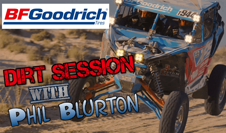 BFGoodrich | Dirt Session with Phil Blurton