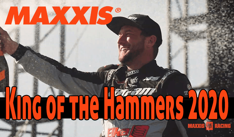 Maxxis Tires | King of the Hammers 2020