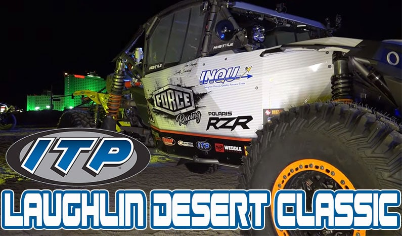 ITP Tires & Wheels | Highlights from the 2020 Laughlin Desert Classic
