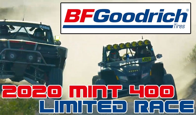 BFGoodrich | 2020 Mint 400 Limited Race