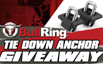 BullRing Tie Down Anchor Giveaway