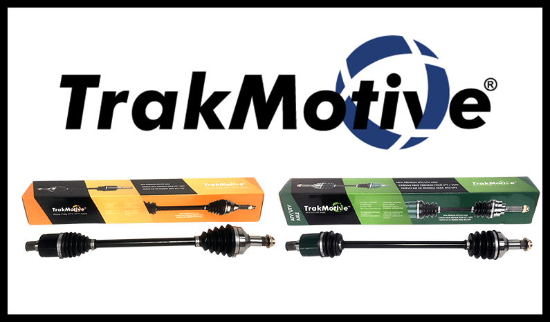 TrakMotive: Bringing Quality Axles to the Powersports Industry