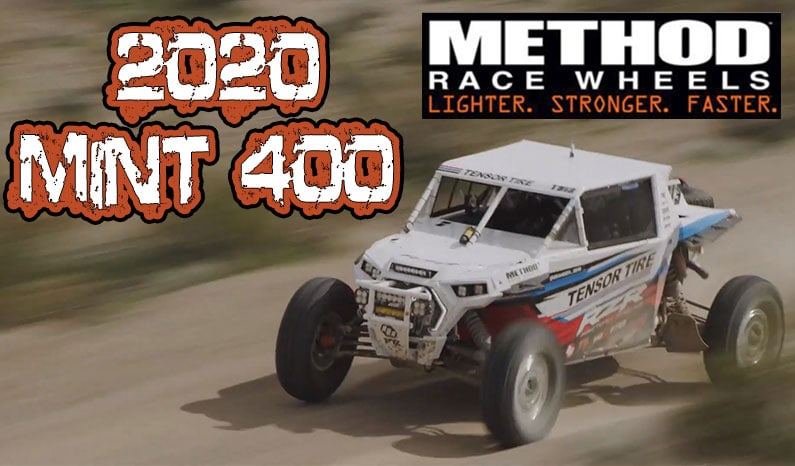 Method Race Wheels | 2020 Mint 400