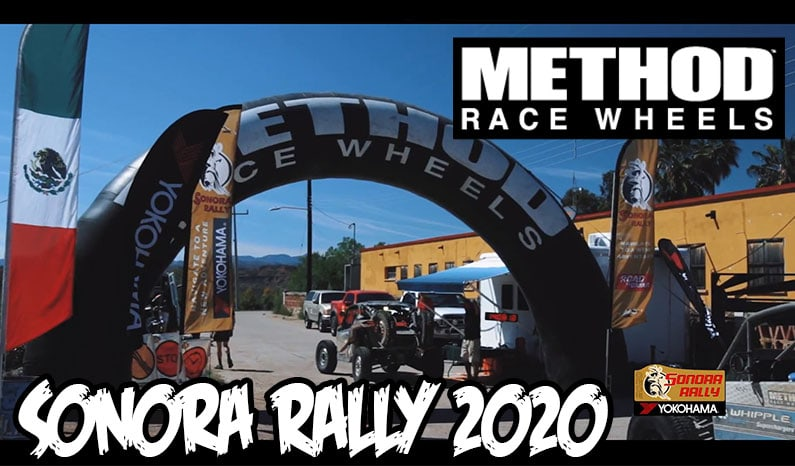 Method Race Wheels | Sonora Rally 2020