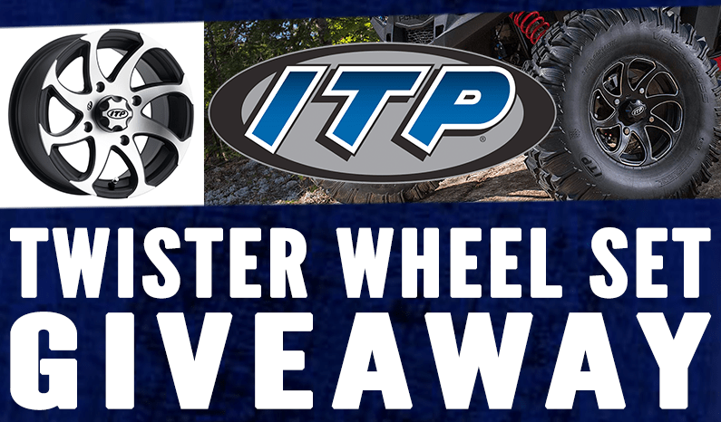 ITP Twister Wheel Set Giveaway
