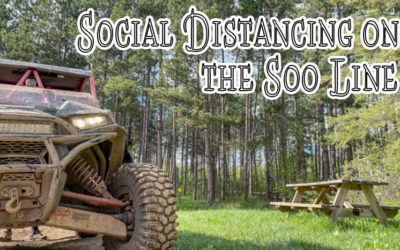 Social Distancing on the Soo Line