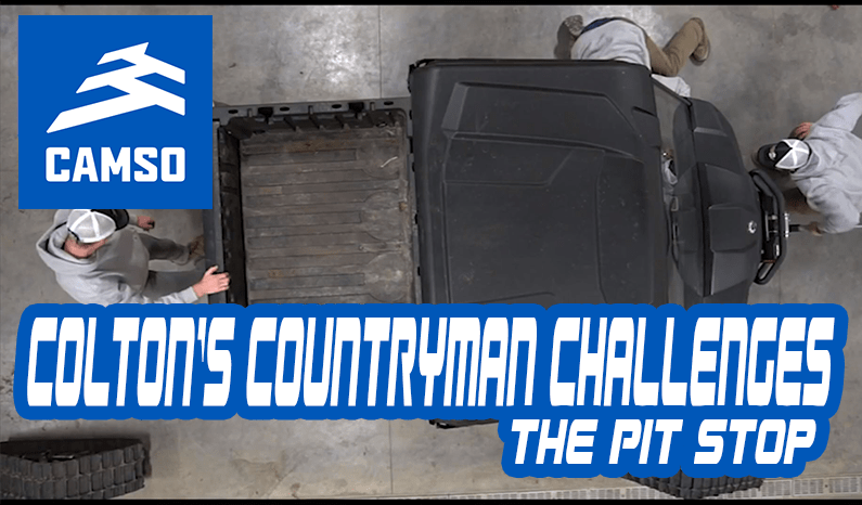 Camso | Colton's Countryman Challenges – The Pit Stop