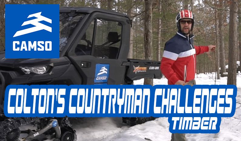 Camso | Colton's Countryman Challenges – Timber