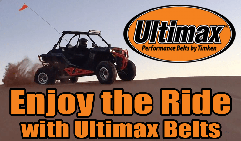 Ultimax | Enjoy the Ride with Ultimax Belts