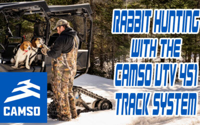 Camso | Rabbit Hunting with the Camso UTV 4S1 Track System