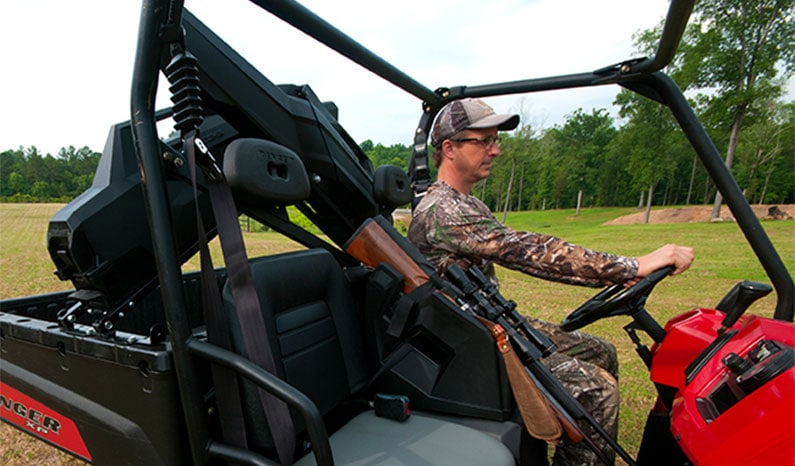 UTV Hunting Accessories: STUFF's Guide to Outfit Your Side By Side
