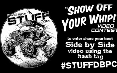 Show Off Your Whip Video Contest
