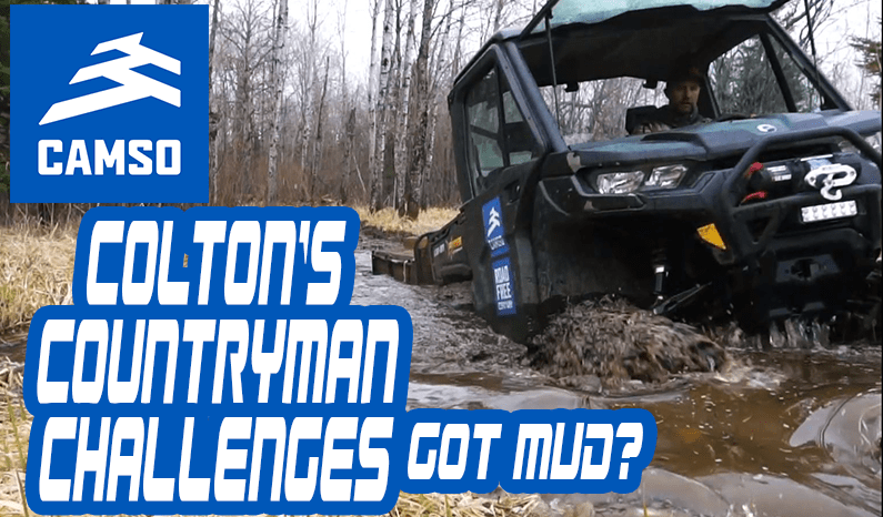 Camso | Colton's Countryman Challenges – Got Mud?