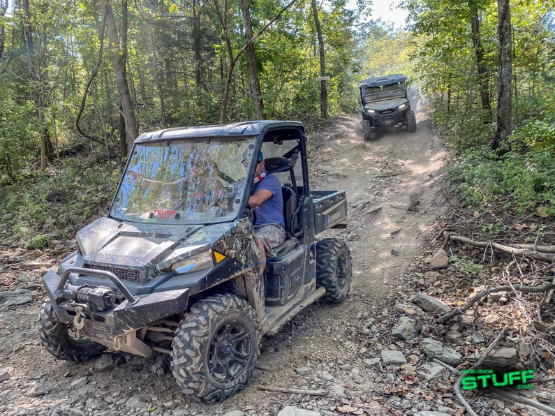 Riding for a Reason Fall Event at Hooter Holler OffRoad