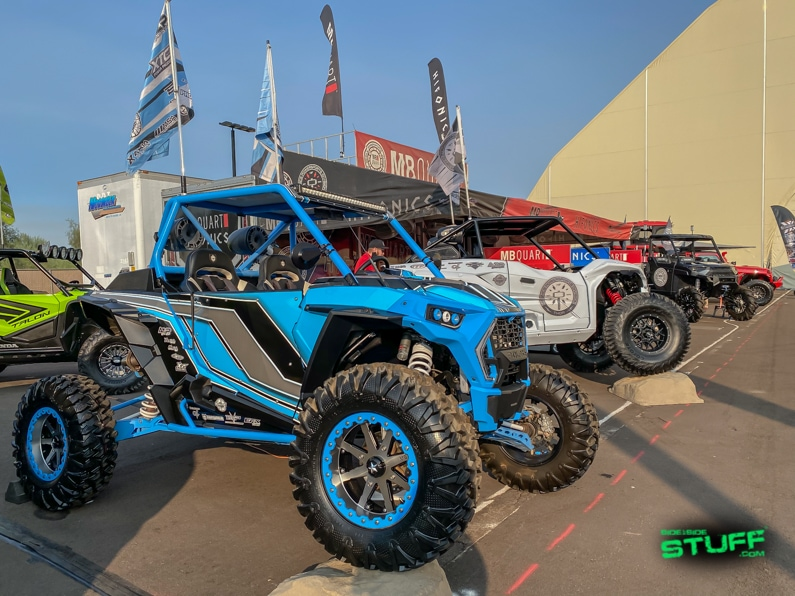 The 2020 Off-Road Expo featuring the Sand Sports Super Show