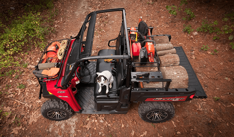 Rack 'Em Up: Polaris Ranger Aftermarket Racks