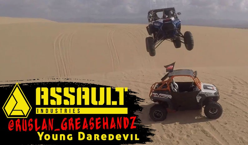 Assault Industries Presents: Young Daredevil