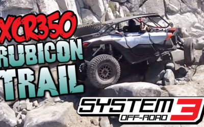 System 3 Off-Road   XCR350 Rubicon Trail