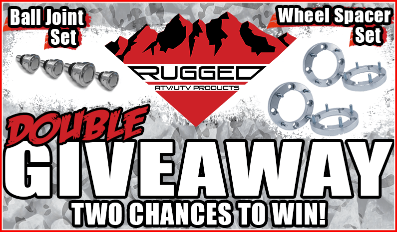 Rugged Double Giveaway