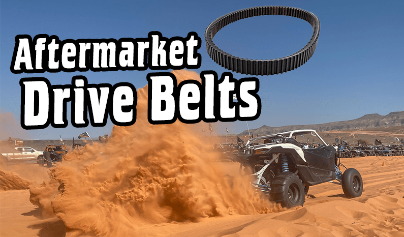 Guide to Selecting an Aftermarket Drive Belt
