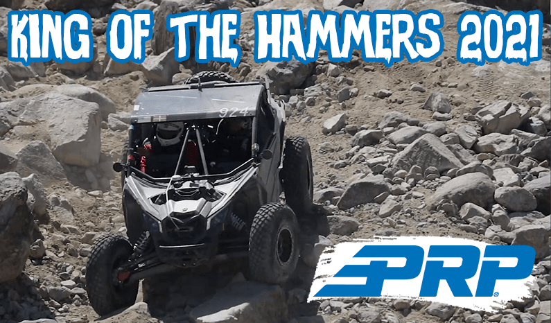 PRP Seats | King of the Hammers 2021