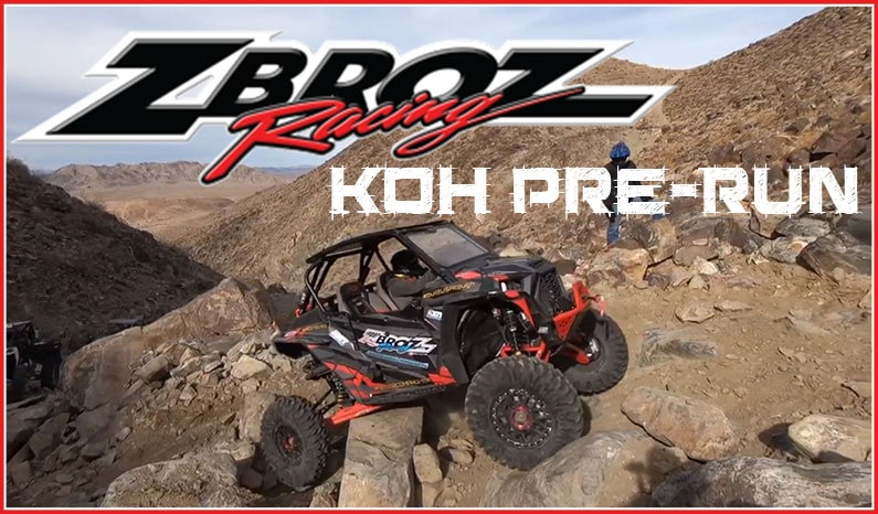 Zbroz Racing | KOH Pre-Run was a Huge Success – Bring on KOH 2021