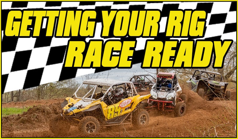 Getting Your Rig Race-Ready