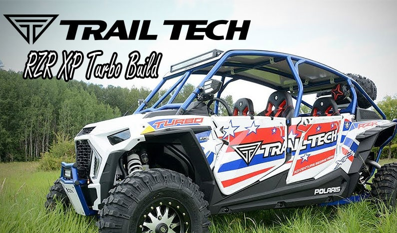 Trail Tech | Polaris RZR XP Turbo Build