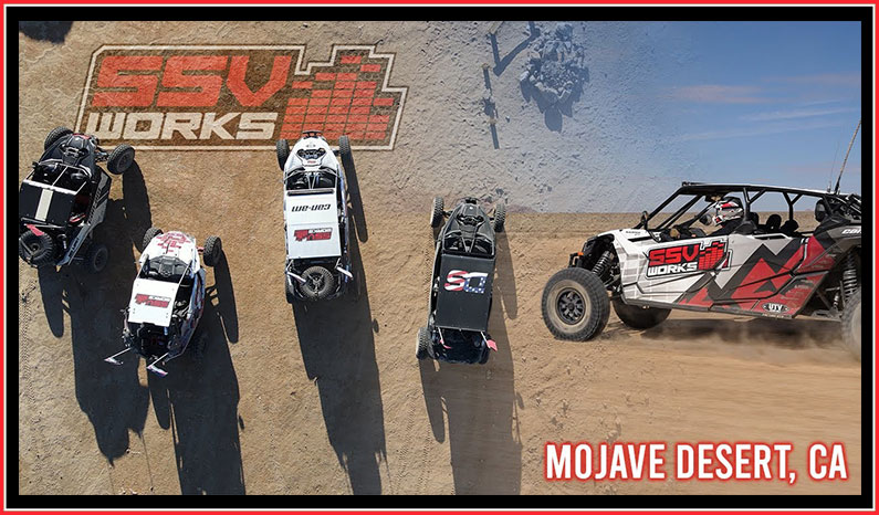 SSV Works | Mojave Desert