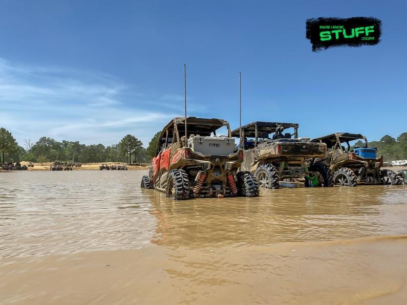 Busco Beach Mud Bash 2021 | Big, Big Party at the Beach