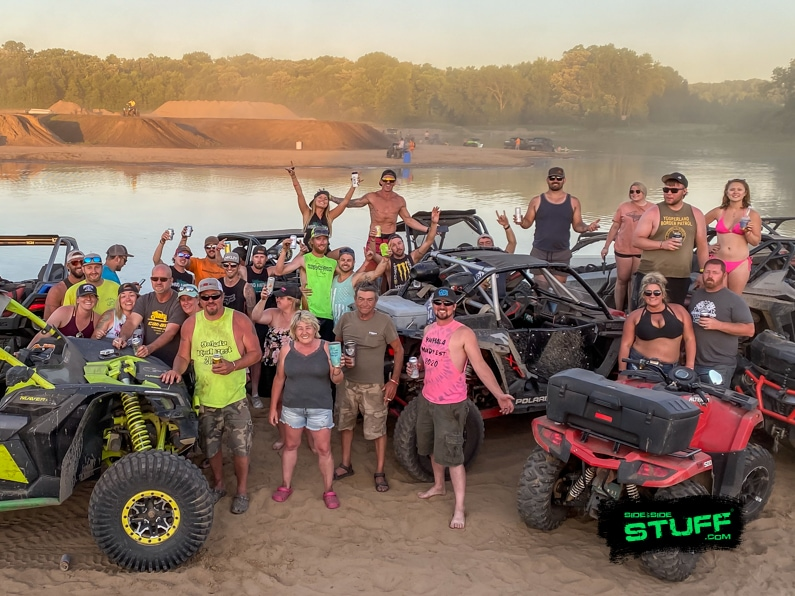 The High Lifter ERX Offroad Rally | Minnesota Party for the Win